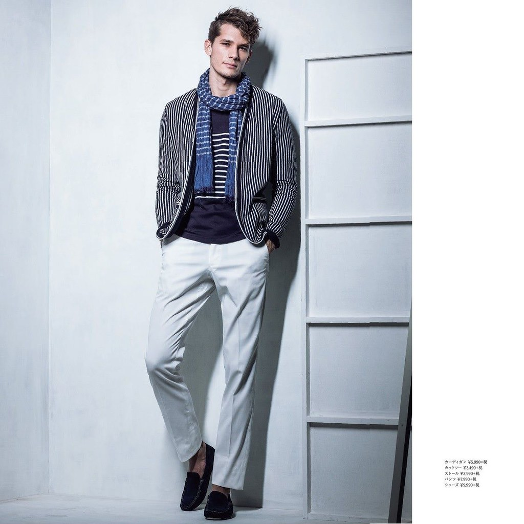 Andrey Zakharov0009_m.f.editorial Men's Spring Collection 2014