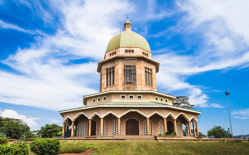 Bahai Temple, Kampala, Oeganda