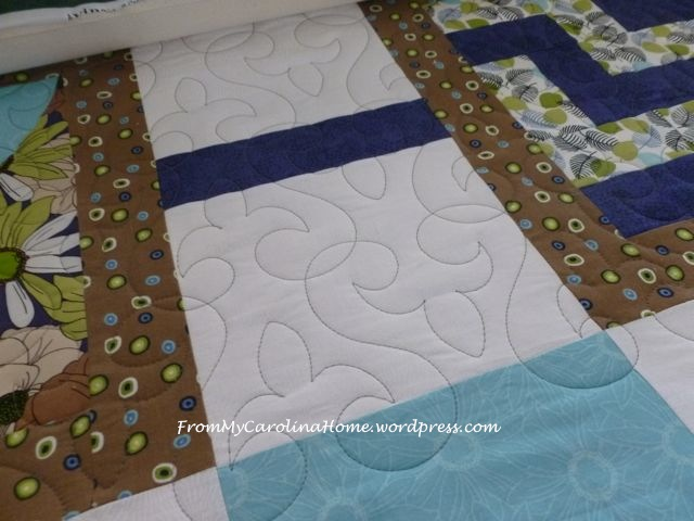 EH2 quilting