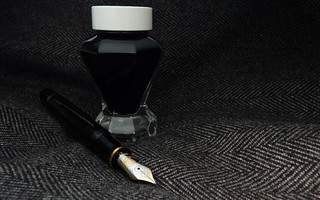 Pelikan M1000, Pen and Message Cigar ink