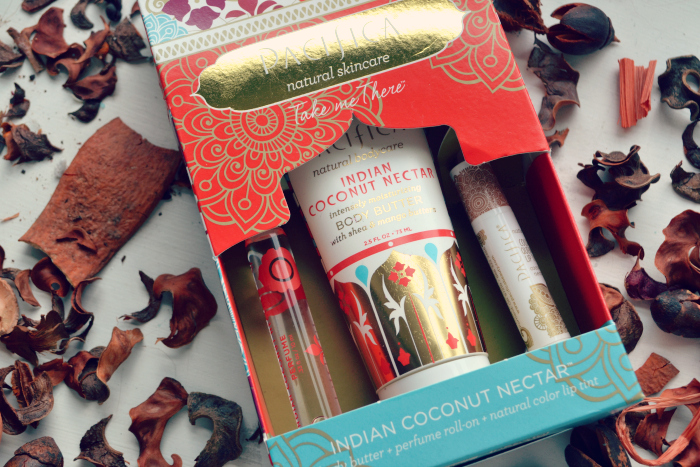 Pacifica Indian Coconut Nectar gift set