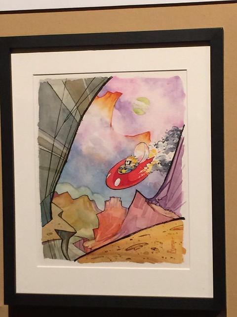 Exposition Calvin et Hobbes