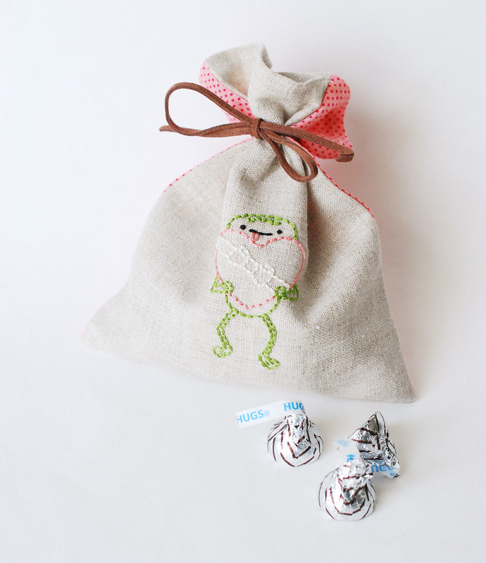 Stitch Love Gift Bag