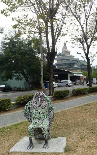 Ta-Kaohsiung-Lotus Pond-Chauchai Temple (1)