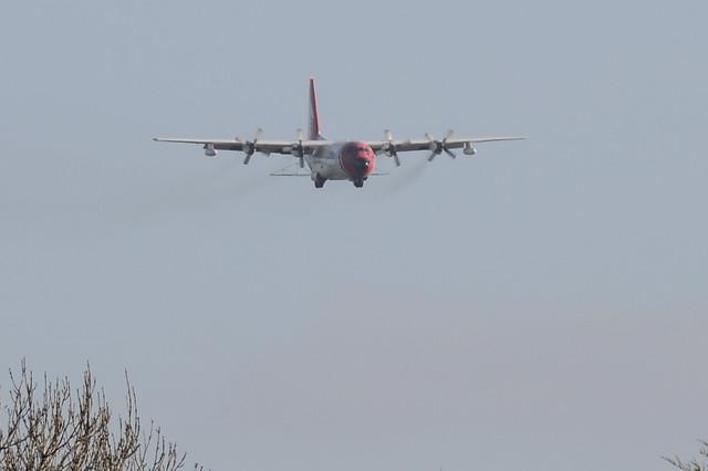 N121TG C-130