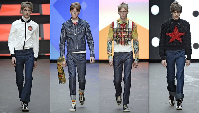 mens-high-waisted-flared-jeans-&-cuffed-jeans,Dallas-style jackets, boilersuit, men's boilersuit,  oversized full length coats