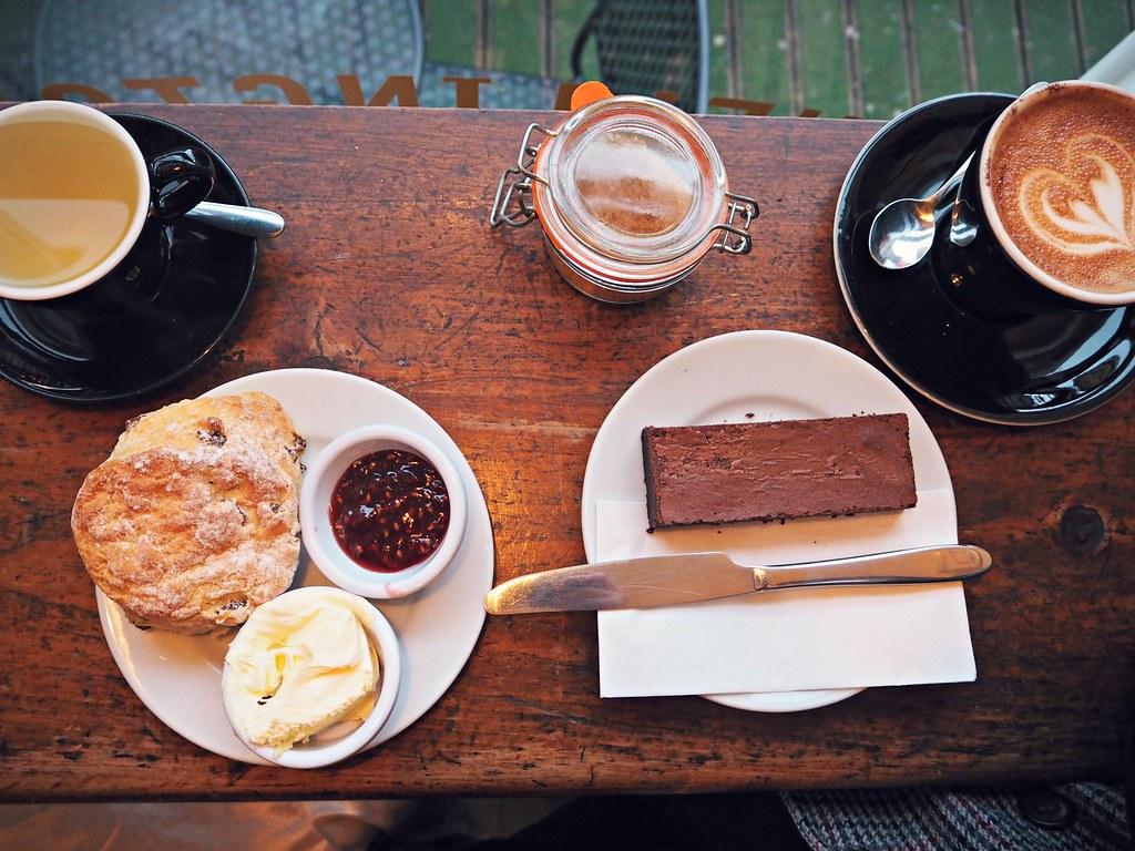 Edinburgh Wellington Coffee cafe review 3