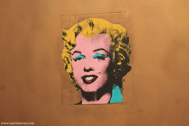 Marylin by Andy Warhol