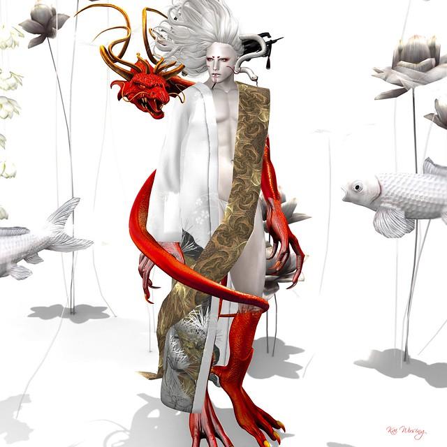 CURELESS [+] Dragon Halfbreeds / Dragon Familiar / ULTRARARE @ FGC