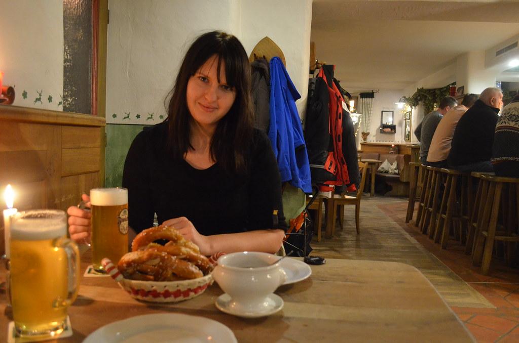Brewery in Berchtesgaden