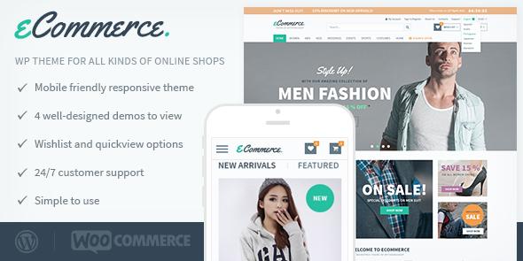 eCommerce v1.1.4 WordPress Theme – MyThemeShop