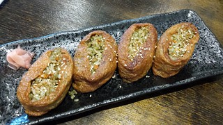 Pan-Fried Inari from Vegeme