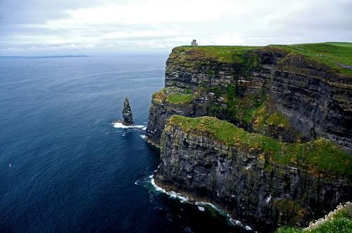 républiquedirlande irlande falaise océan moher tour tourobrien falaisesdemoher cliffsofmoher