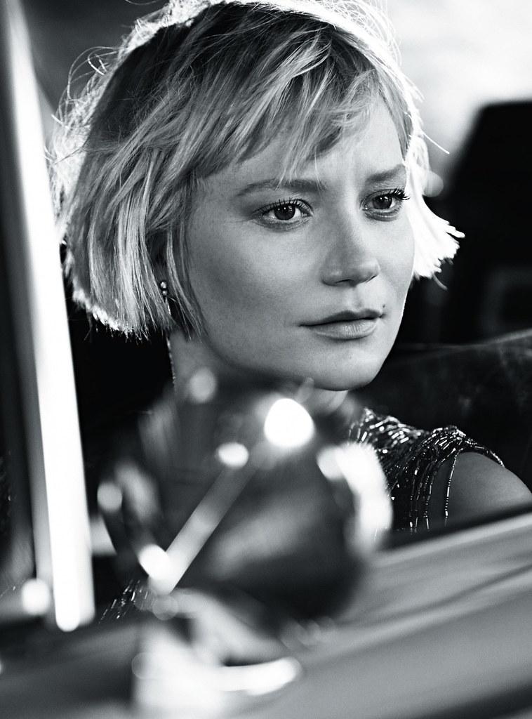 Миа Васиковска — Фотосессия для «Vogue» AU 2016 – 2