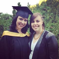 It\'s Graduation Day! :heart_eyes::tada::mortar_board::tada::blush::confetti_ball: - - - #ualberta #ualbertagrad #uofagrad #biology #ecology #masters #msc #science #yeg #grad2016 #classof2016 #degree #convocation #sisters #sister #edmonton #uofa #universit