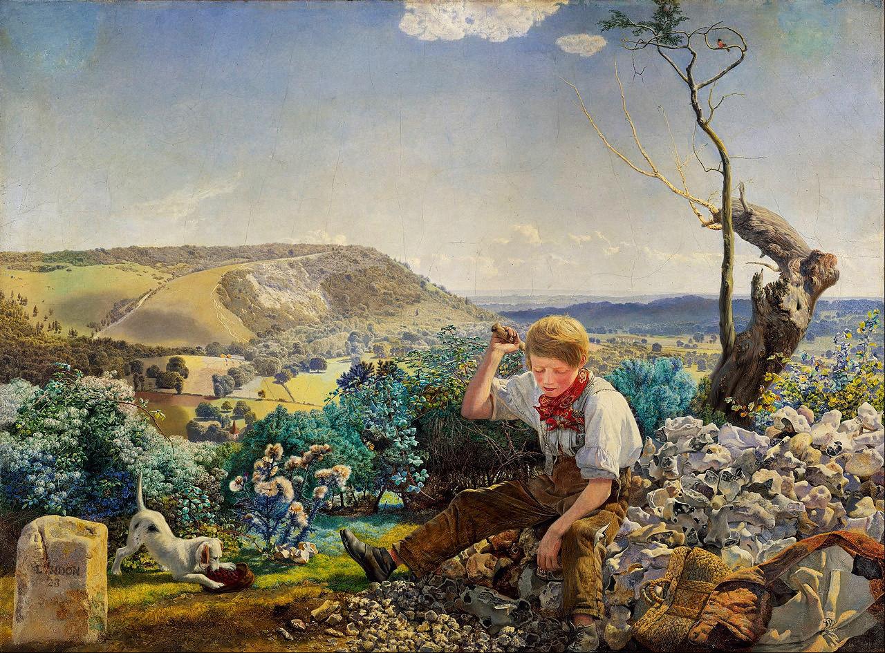 John Brett - The Stonebreaker, 1858