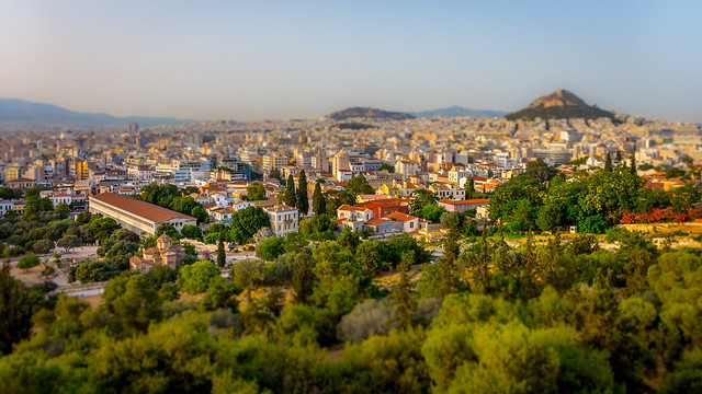 Miniature Athens