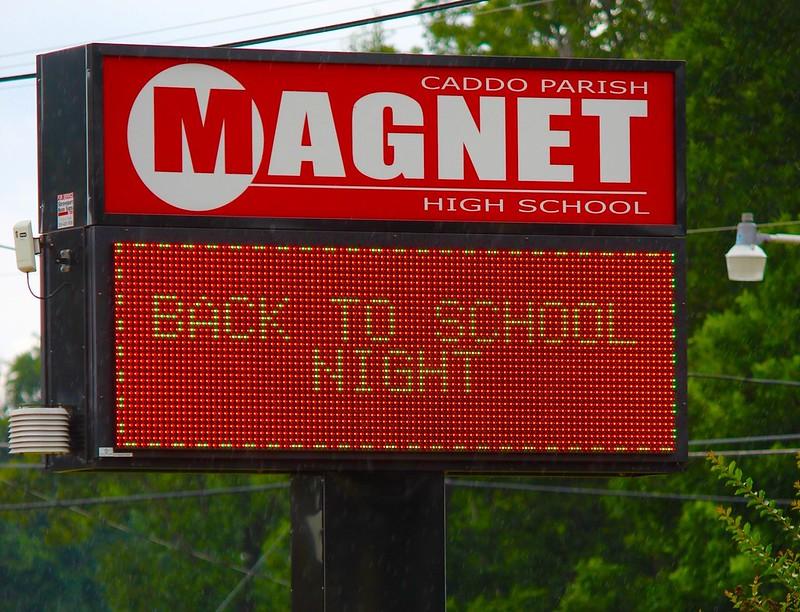 Caddo Magnet HS, Shreveport