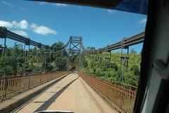 un des nombreux ponts de la région...