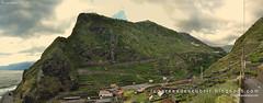 Saída da Ribeira da Janela (Porto Moniz, Madeira)