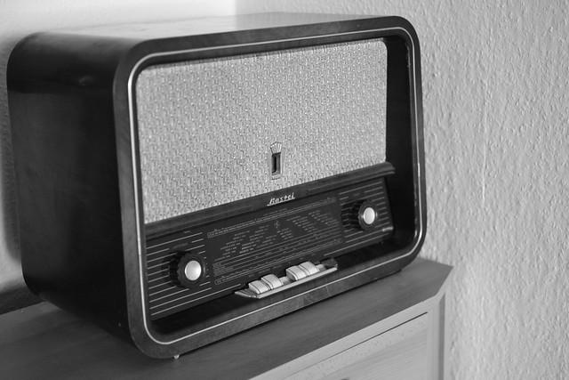 Bastei Röhrenradio