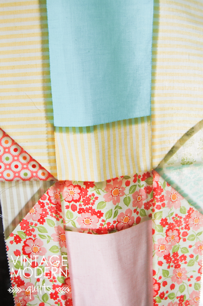 Learn to Quilt: Piecing