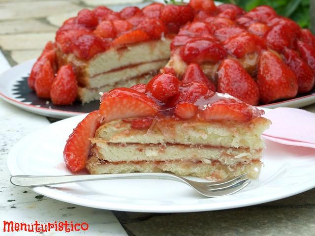 torta di fragole 4