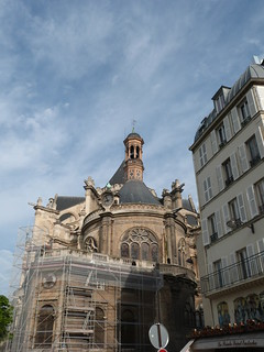 Saint Eustache, Paris