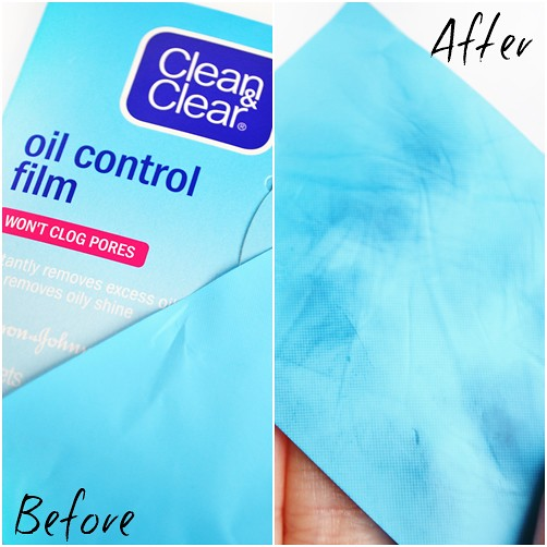 Clean_and_Clear_oil_control_film_review
