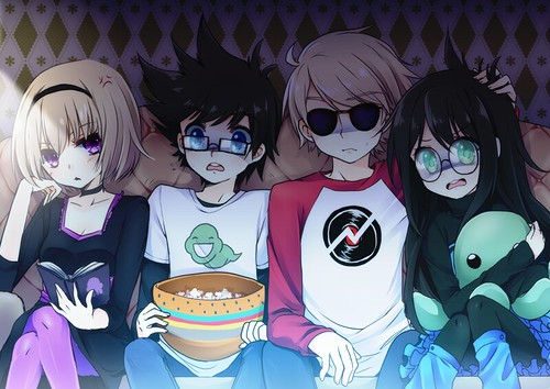 Homestuck - Inspiration