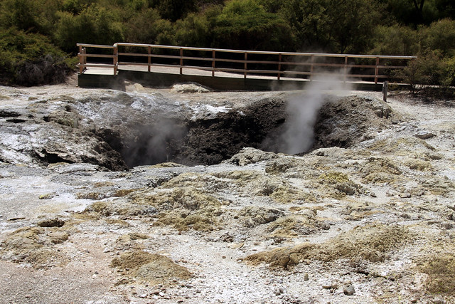 Wai-O-Tapu Thermal Area