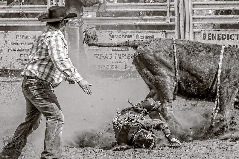 Gooseberry Lake : 4-H Rodeo 2013 : Denied!