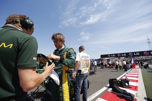 2013 Hungarian Grand Prix - Sunday