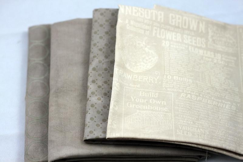 Walnut Dyed Fabric