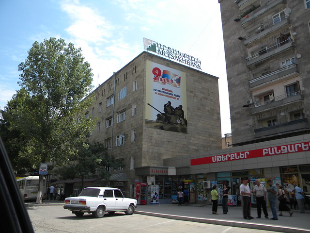 Stepanakert, Nagorno-Karabach