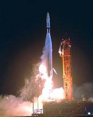 Mariner 1 Launch