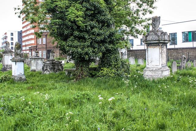 Cementerio de Tower Hamlets en Londres