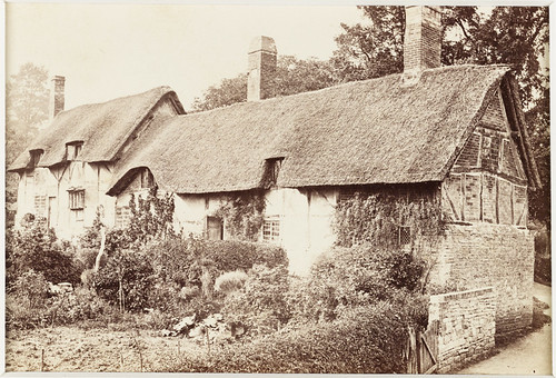 'Stratford-on-Avon, Ann Hathaway's Cottage at Shottery' by National Media Museum