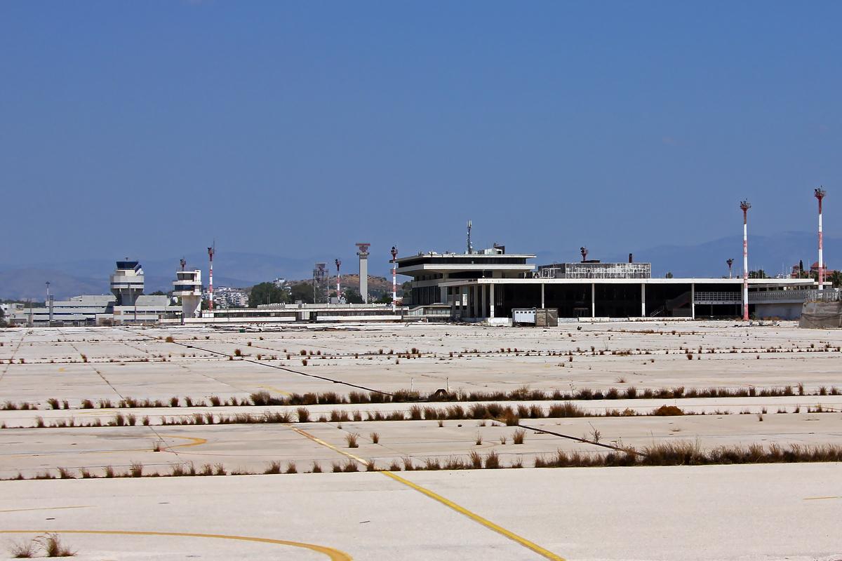 Athens - Hellinikon