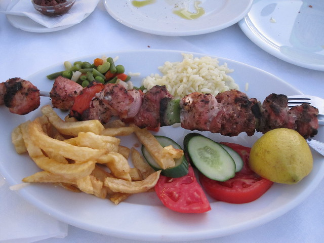 Souvlaki | 10 Things You Must Eat in Greece | packmeto.com
