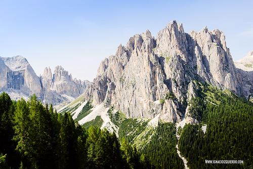 Dolomites - Val di Fassa - Vinicio Capossela at Vajolet 28