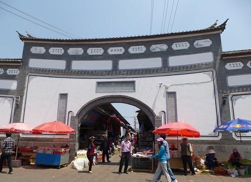 Yunnan13-Lijiang-marché (2)