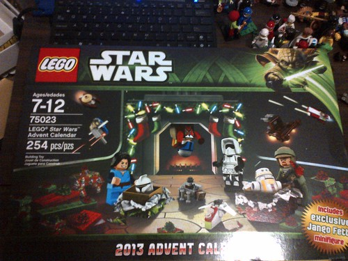 2013 LEGO Star Wars Advent Calendar