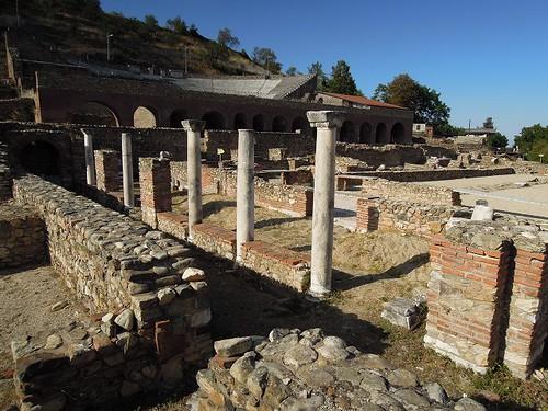 Heraclea遺跡