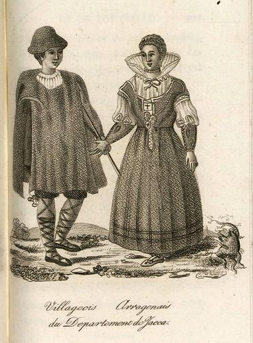 017-L'Espagne et le Portugal, ou Moeurs, usages et costumes des habitans…1815- J.B. Breton