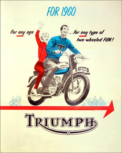 1960 Triumph USA by bullittmcqueen