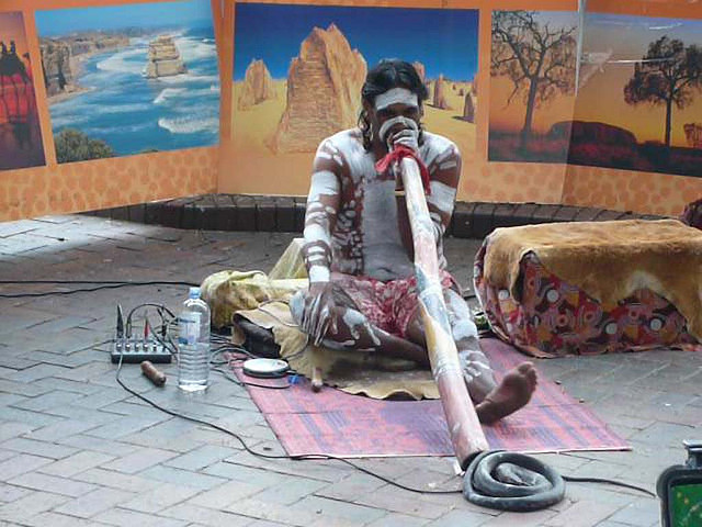 原住民文化表演