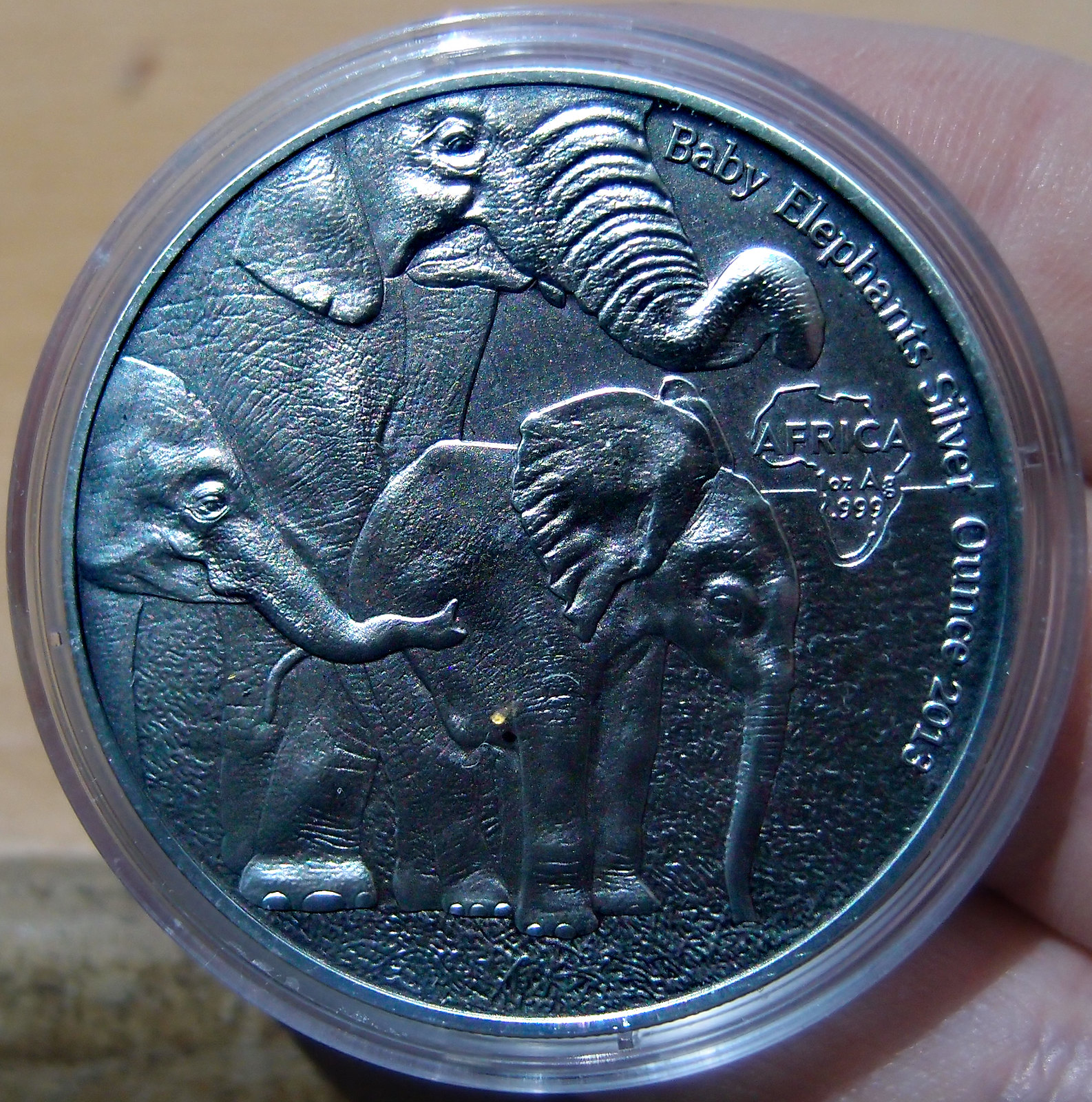 African Silver Ounce Serie  10025216815_7e55420b84_h