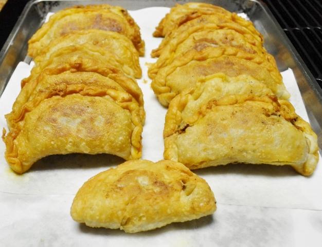 fried beef empanadas