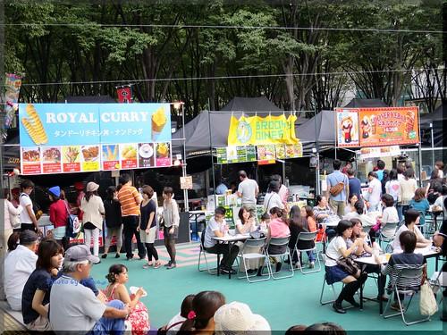 Photo:2013-10-12_T@ka.の食べ飲み歩きメモ(ブログ版)_【Event】国際フェスティバル世界市2013 @けやきひろば 美味しいビールと世界のフードが楽しめます。-01 By:logtaka